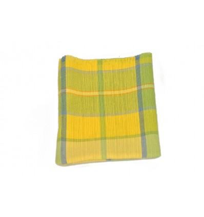 sacchetto messico verde/giallo 11x13
