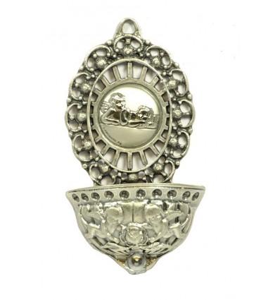 acquasantiera argento Puttini